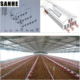 prefab poultry farm steel structure construction company for chicken house