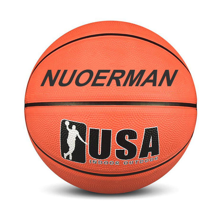 En gros personnalisé noen couleur pvc basket balles