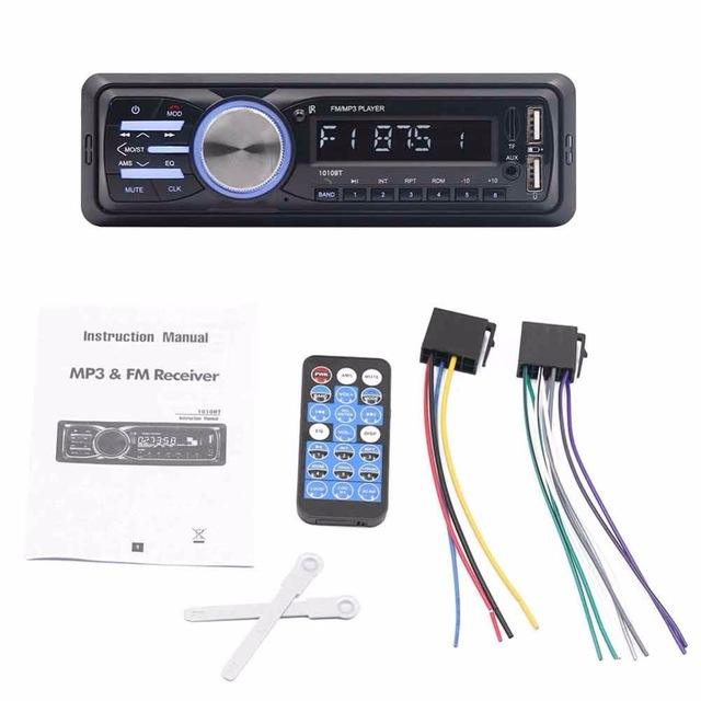 High Quality Wholesale Cheap ABS PCB Display 12V Radio Response MP3 player for car