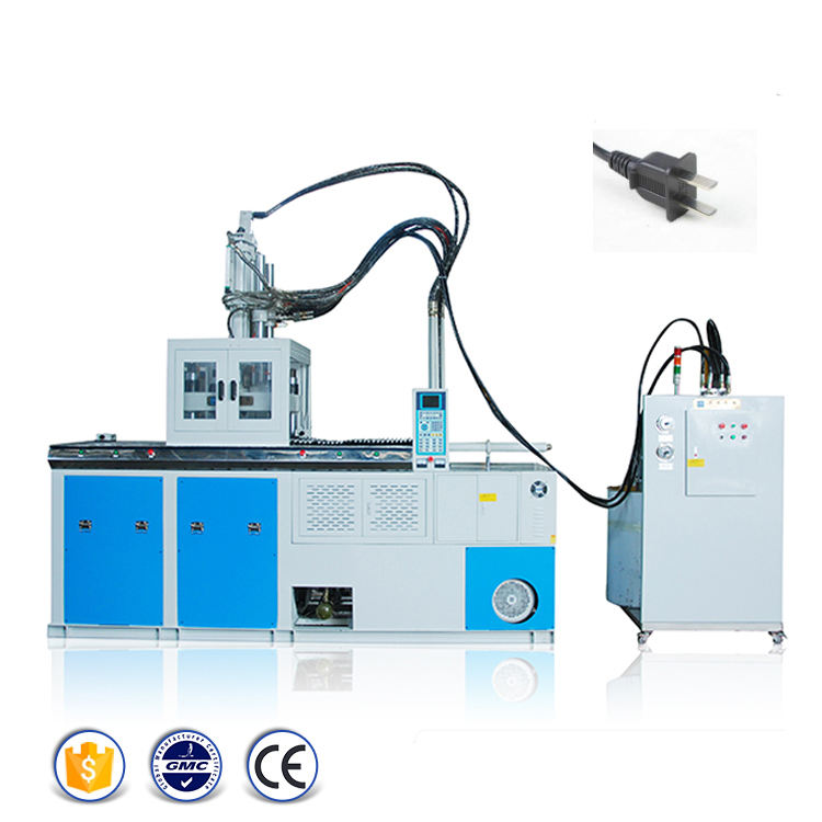 55 Ton Electric Plug Injection Machine with Sliding Table