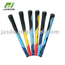 Custom midsize pride multi compound golf grip