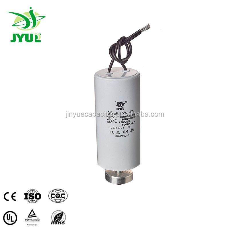 CBB60 Run Capacitor 500VAC 500V AC 40uF 40MFD 50//60Hz SH with TUV.CE D P0