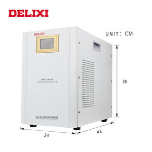 Delixi Universal Jenis Tampilan Digital Relay Tipe Automatic Voltage Stabilizer
