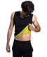 Top Quality 2019 Hot Sale Men's Body Shaper Hot Sweat Workout Tank Top Slimming Neoprene Vest for Weight Loss Tummy Fat Burner