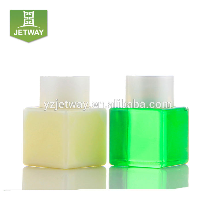 Biodegradable disposable hotel soap shampoo and shower gel