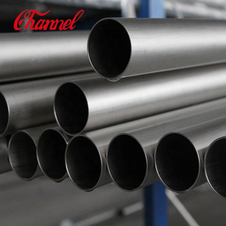 china manufacturing Gr5 titanium pipe/tube for sale