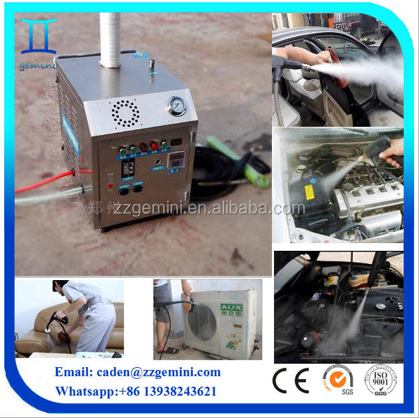 Dual Motoren Tapijt Stoom Machine Tapijt cleaner