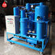 Used lube oil /hydraulic oil filter machinery/lube oil refinery plant