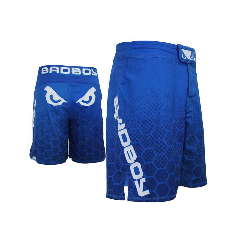 Custom Sublimated Keen Dragon MMA Fighting Shorts in Martial Arts Shorts
