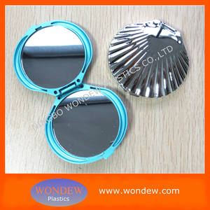 Professional factory make up mirror / Stylish plastic mirrors / Sector mirror