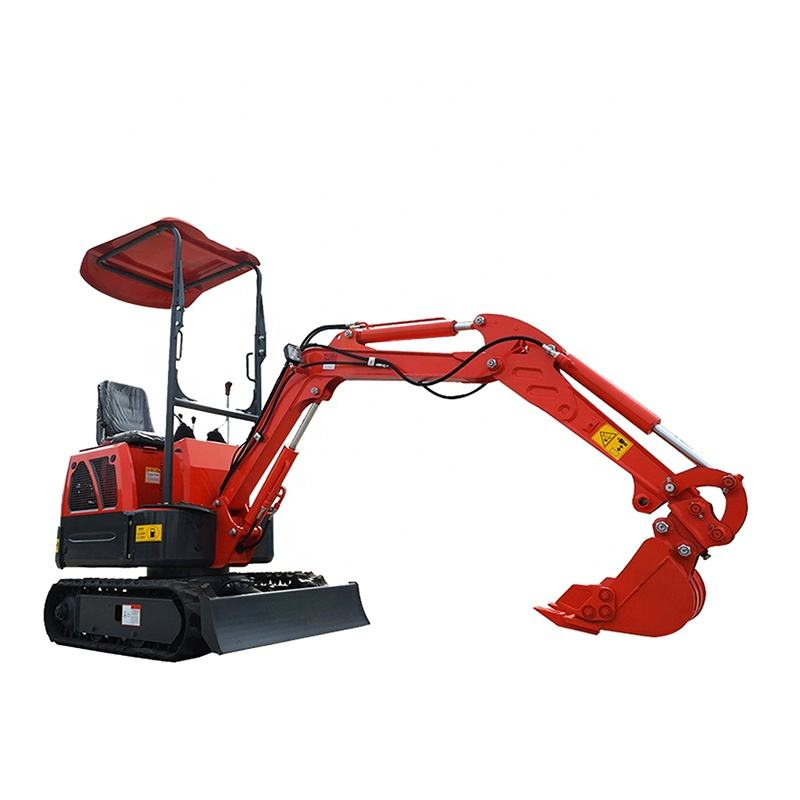 titan daftar harga cheap crawler excavadeiras mining digger auger digging machine 08 mini excavator in auto digging machine