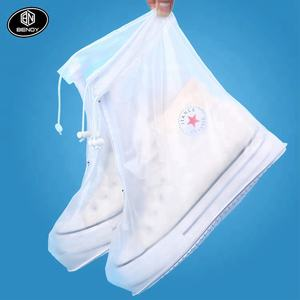 Hot Sale Amazon Wholesale Reusable PVC Outdoor Shoe Raincoat Waterproof Shoe Cover