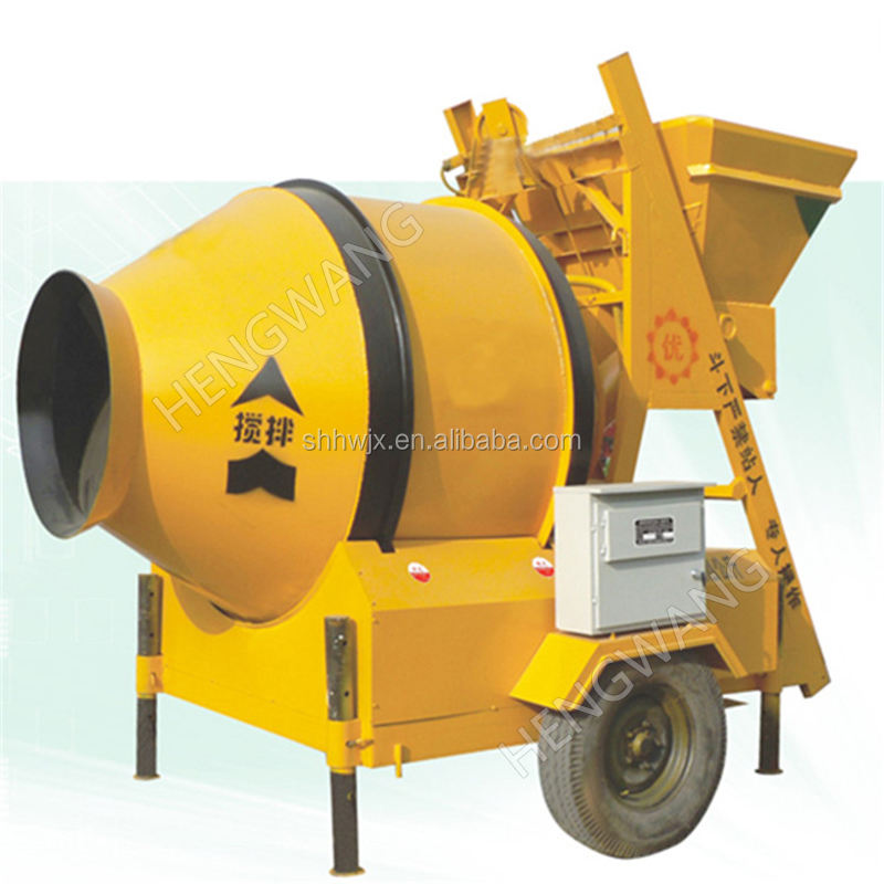 Good Prices diesel gasoline cement mixer for sale