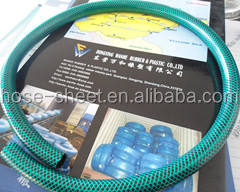 high quality PVC shrinking retractable garden hose