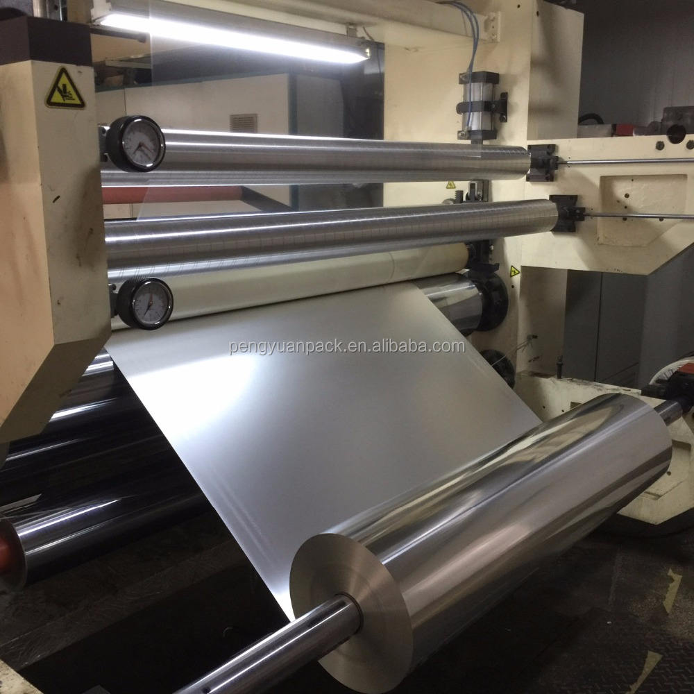 HOT sale PET laminate aluminium foil/PET+alu+PE for packaging
