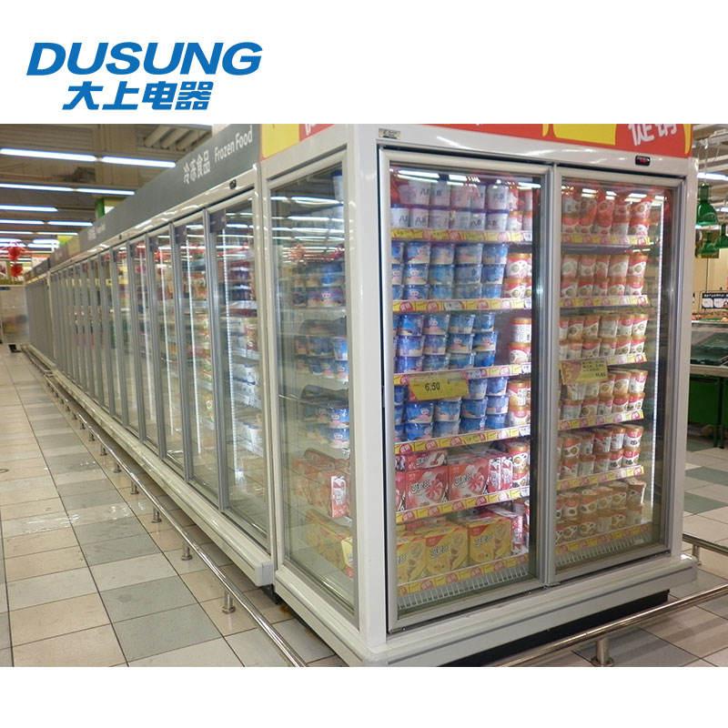 Highly cost 효과적인 clear 상업 (gorilla glass) 문 freezers 대 한 \ % sale