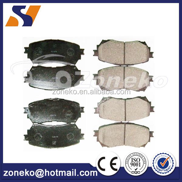 Semi-Metallic StopTech 104.15471 Brake Pad