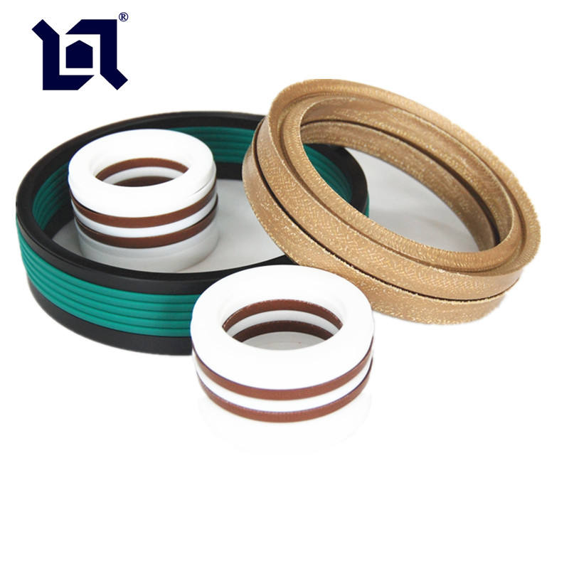 Factory supplier Oilfield using Rubber V shaped sealing ring