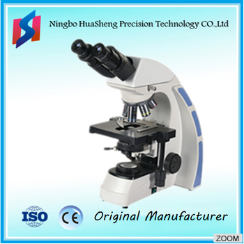 Original Manufacturer XSZ-166 Digital Biological Microscope With LCD Screen