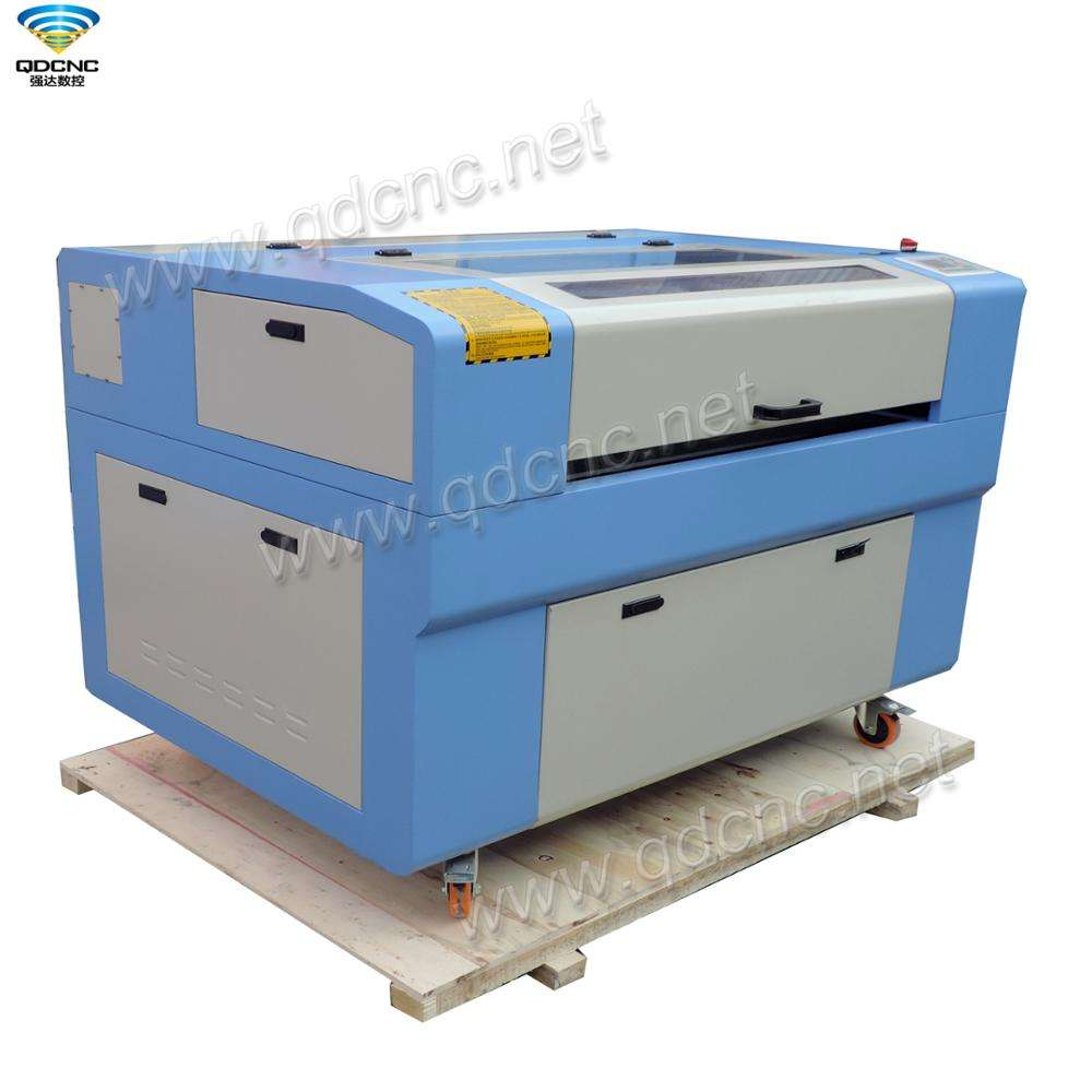 CO2 numerical control engraving machine/3D laser engraving machineQD-6090