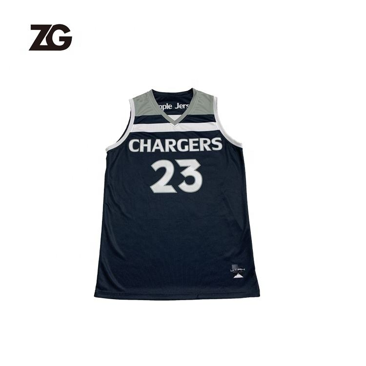 Wholesales custom quick dry college basketball apparel sublimation printing reversible basketball uniform
