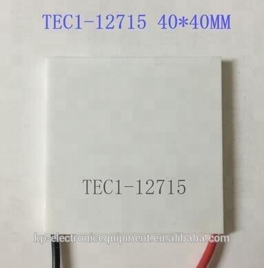 1 Stücke TEC1 SP1848-27145 Tec Thermoelektrischer Kühlkörper Peltier la