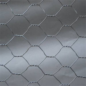 Zimbabwe Galvanized Hexagonal Wire Mesh