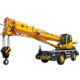 XCMG RT25 Hot Sale 25 ton rough terrain tractor crane for sale