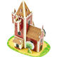 New product custom cubic fun 3d puzzle diy toy