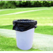 Environmental Protection Custom Printing Thicken Biodegradable Plastic Garbage Bags
