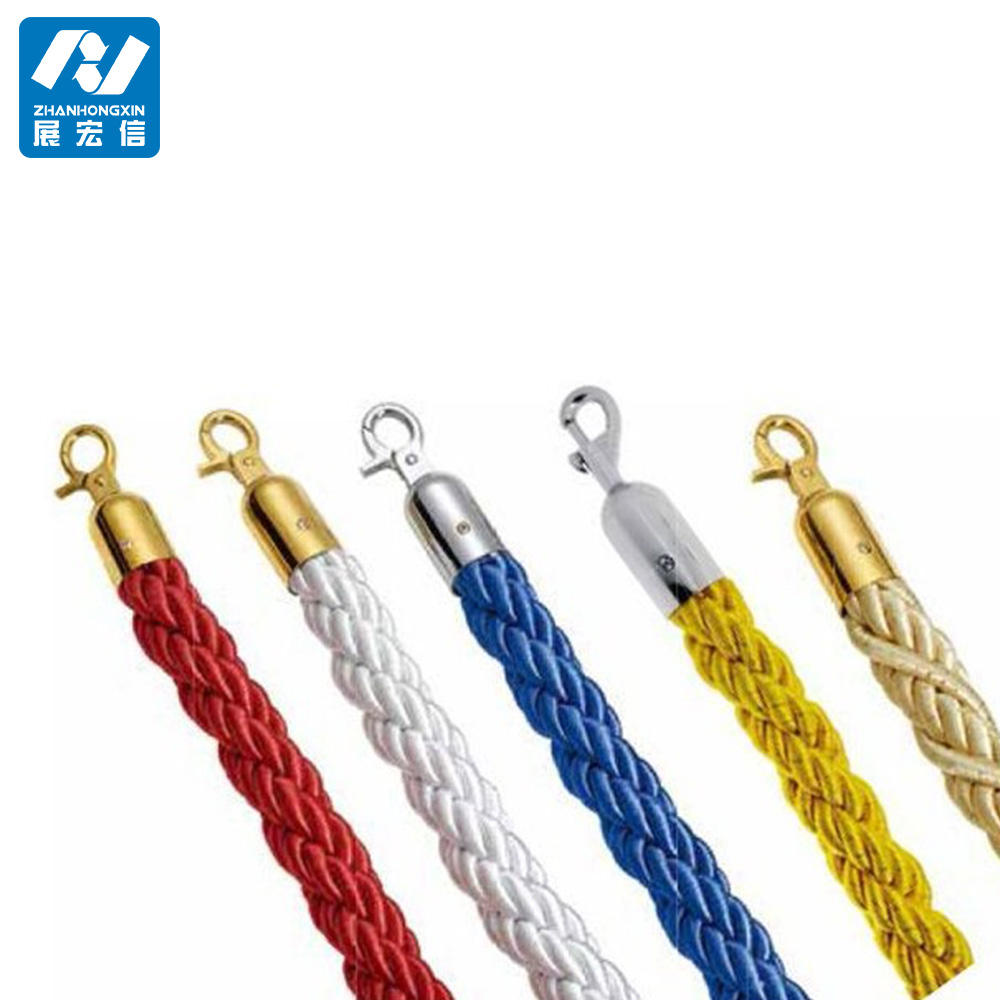 Queue And Ropes Red Rope Stanchions