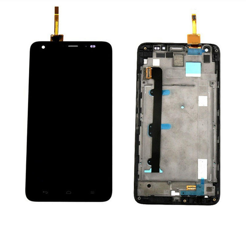 Lcd Digitizer For Huawei Honor 3x G750 touch screen glass lens lcd original durable