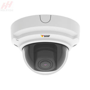 classic AXIS P33 Series AXIS P3375-V IP Security Camera Indoor Dome network camera