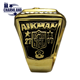 Wholesale cheap youth fantasy championship ring custom sport championship ring zinc alloy class men's ring