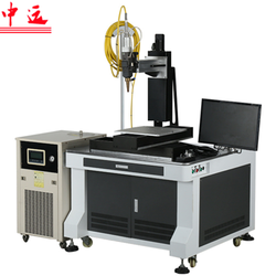 laser welding machine for welding large big molds
