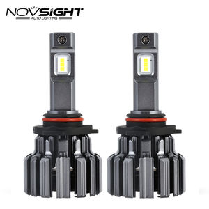Novsight A397-F03 super brightness car light bulb lamp 15000lm 6000k car led headlight 9005 9006 H4 H7 H11 LED bulb