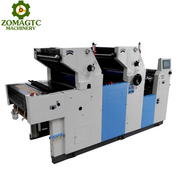 Two Color Offset Printing Machine For Sale