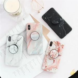 phone holder cute marble drop shipping phone case for iphone 6s 7 plus x 8plus Xs max XR