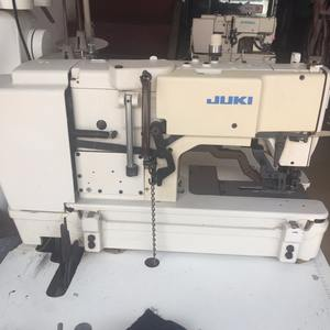 Industrial used Japan JUK I 781 high speed buttonhole sewing machine for sale