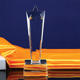 Mosaic [ Award And ] Blank Trophy Beautiful Design Blank Star Crystal Award Trophy And Medal China