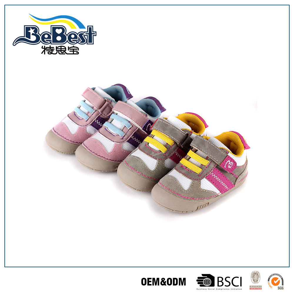 Soft And Warm free shipping best selling in bulk fitting baby shoes