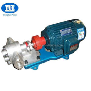 KCB stainless steel cooking oil gear pump, Olive oil transfer pump, Soybean oil transfer pump