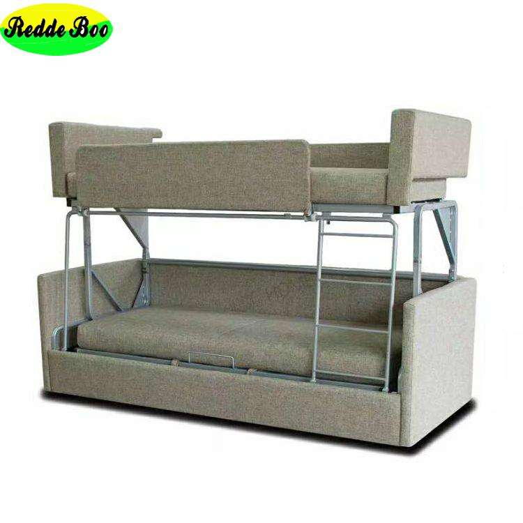 metal folding sofa bunk bed, modern sofa cum bed from china sofa bed factory