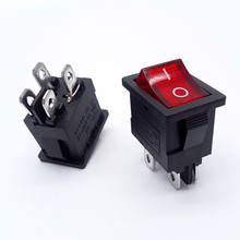 t120/55  kcd1-104 led lamp illuminated rocker switch carling toggle switches