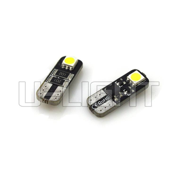 Super helle T10/w5w/194/LED 2 smd 5050 canbus Led auto birne lichter