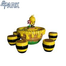 kiddies amusement sand table from China coin operated entertainment park kiddies puzzle game machine supplier