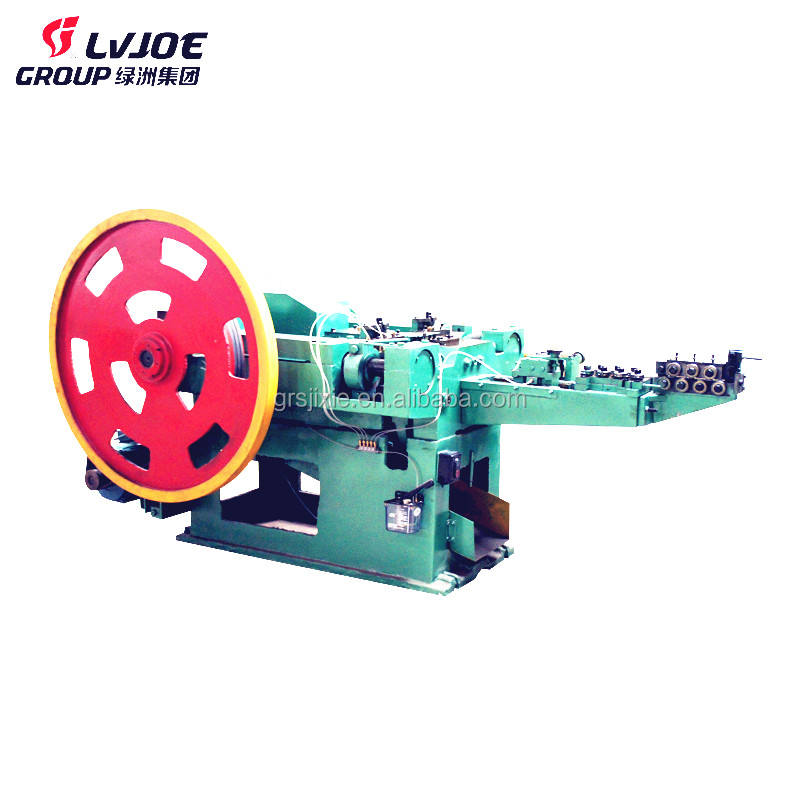 for processing 150-300mm length steel/iron nail china screw/concrete/common nail making machine