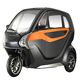 Mini Tricycles 3 Wheels Car Electric Adult Made in China for Sale