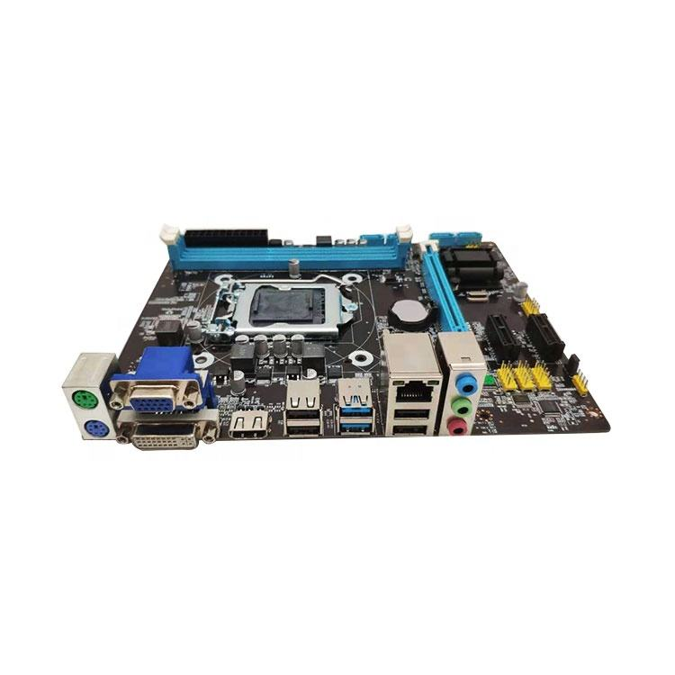 Scheda madre lga1150 Supporto per processori intel <span class=keywords><strong>core</strong></span> i3 & i5 e <span class=keywords><strong>i7</strong></span> Intel Express <span class=keywords><strong>chipset</strong></span> H81 Scheda Madre ddr3 16G
