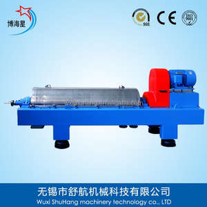 Centrifugal Separator Drum Decanter